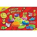Joustra - 41095 - Loisir Créatif - Atelier de Moulage