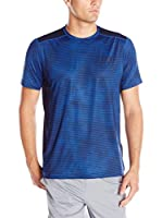 Under Armour Camiseta Manga Corta Ua Raid Ss (Azul)