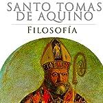 Santo Tomás de Aquino [St. Thomas Aquinas]: Filosofía [Philosophy] |  Online Studio Productions