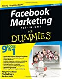 img - for Facebook Marketing All-in-One For Dummies by Amy Porterfield (2012-12-17) book / textbook / text book