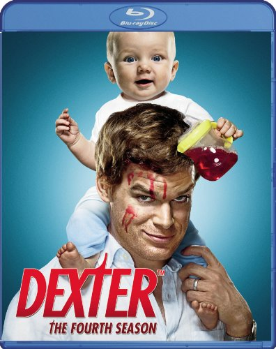 51upMQVUsuL Dexter: The Fourth Season   Blu ray Review