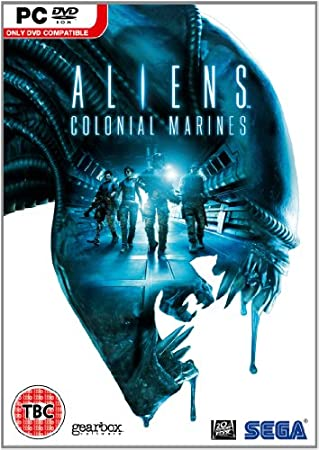 Aliens Colonial Marines - Collectors Edition (PC DVD)