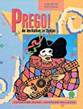 img - for Prego! An Invitation To Italian (Student Edition) by Graziana Lazzarino (1995-01-09) book / textbook / text book