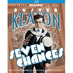 Seven Chances: Ultimate Edition [Blu-ray]