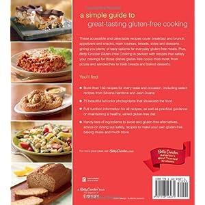 Betty Crocker Gluten-Free Livre en Ligne - Telecharger Ebook