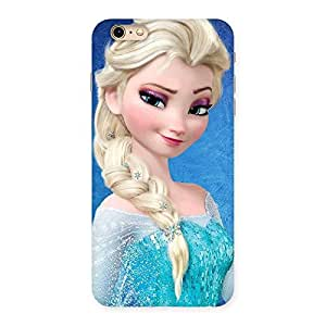 Cute Cunning Princess Back Case Cover for iPhone 6 Plus 6S Plus
