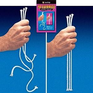 My Favorite Rope Magic Trick