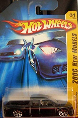 1to64-hot-wheels-2006-31-nissan-titan-5-speichen-chrome-rader