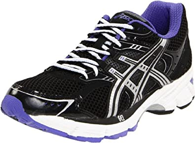 ASICS Women's GEL-Equation 5 Running Shoe,Black/Onyx/Iris,11.5 M US