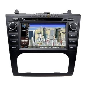 2007 2008 2009 2010 2011 2012 nissan altima in dash dvd gps navigation stereo. Black Bedroom Furniture Sets. Home Design Ideas