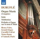 echange, troc  - Maurice Durufle Musique Pour Orgue (Integrale)