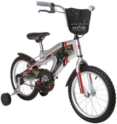 GI Joe Rise of the Cobra Boys' Bike (16-Inch Wheels)