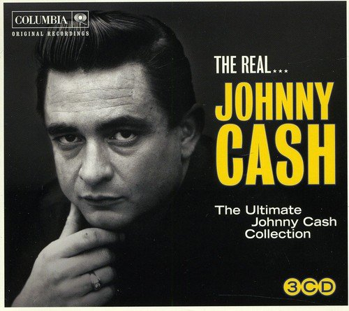 The Real Johnny Cash [3 CD]