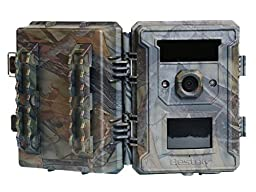 Bestok M660 Game Trail Cam 120° Wide Angle 12MP Infrared Night Vision Outdoor Video Waterproof Wildlife Scouting Hunting Stealth Spy Security Camera+ 4G SD Card