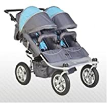 Hot Sale Valco Baby ARCTIC EX Twin Tri-Mode Double Stroller..
