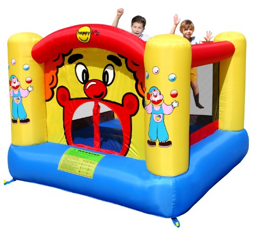 Clown Bouncer Bouncy Castle 9001 - New 2011 Model - By Duplay The No.1 Supplier Of Bouncy Castles To The UK Home Market- SALE NOW ON.