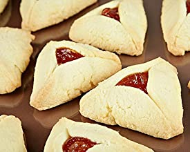 Hamentashen Assorted Fruit Trats 10oz From Lilys Home Style Bake Shop