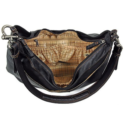 Chelsea & Scott Leather Diaper Bag