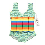 Traje de baño de la flotabilidad Bañador flotador Bikini para Niños Niñas #iBaste