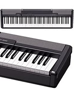 Casio CDP-100 88-Note Weighted Hammer Action Digital Piano
