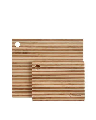 BergHOFF 2-Piece Bamboo Prep Board, Natural