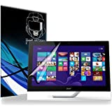 D-Flectorshield Acer Aspire U5 Touch Screen Desktop Laptop Tablet All In One Computer Screen Protector Scratch Resistant / Self Healing Technology / HD Clarity / lint and bubble free Installation