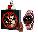LEGO Star Wars 9003349 Clock and Watch Combo Pack