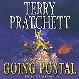 Going Postal Audiobook