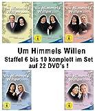 Um Himmels Willen - Staffeln 6-10 (22 DVDs)