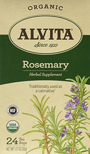 Alvita - ROSEMARY LEAF TEA BAG