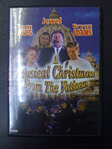 A Musical Christmas From The Vatican Dvd 2004 Dvd by Unknown