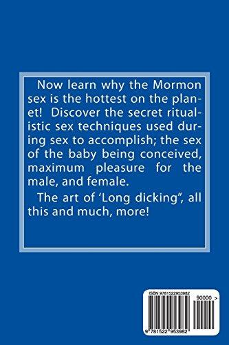 M.S.M.-  Mormon Sex Manual