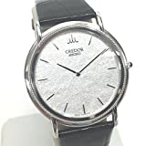 (セイコー)SEIKO 5A74-0440 クレドール 腕時計 K18WG/革 メンズ 中古