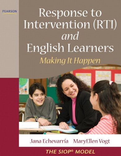 Response to Intervention (RTI)  and English Learners:...