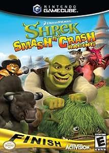 Shrek Smash 'N' Crash - GameCube