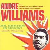 echange, troc Andre Williams - Mr Rhythm Is Movin