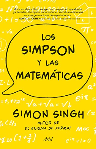 LOS SIMPSON Y LAS MATEMATICAS descarga pdf epub mobi fb2