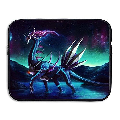 Custom New Design Poke Pocket Monster Pika Water-resistant Tablet Protective Bag Case 13 Inch