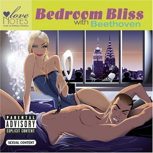 Original album cover of Bedroom Bliss with Beethoven by Love Notes