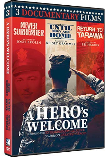 DVD : A Hero's Welcome (DVD)