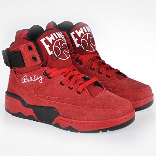 69cd1bf52a9 Ewing Athletics Patrick Ewing 33 HI Mens Basketball Shoes - Import It All