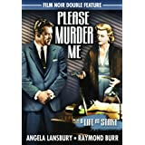Film Noir Double Feature: Please Murder Me / A Life At Stake ~ Angela Lansbury...
