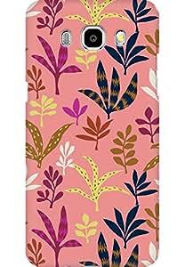 AMEZ designer printed 3d premium high quality back case cover for Samsung Galaxy J7 (2016) (flower)