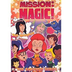 Mission: Magic! movie