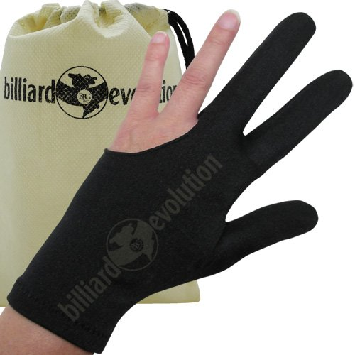 Purchase Billiard Cue Glove-Small-with Billiard Evolution Drawstring Bag