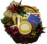 A Time To Heal, A Time To Grieve Sympathy Food and Snacks Gift Basket (Scheduled Delivery)