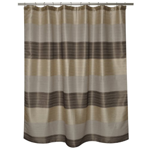 ... Shower Curtain, Bronze - Shower Curtains Outlet Shower Curtains Outlet