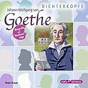 Johann Wolfgang von Goethe (Dichterköpfe) | Peter Braun