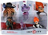 Disney INFINITY Figure 3-Pack: Villians