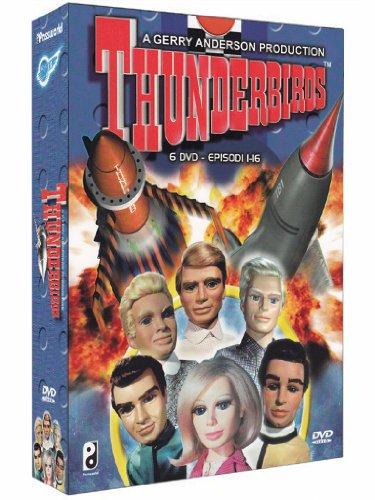 Thunderbirds(edizione integrale rimasterizzata in digitale)Volume01Episodi01-16